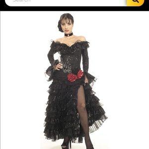 Señorita Halloween costume
